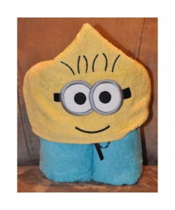 minion nadar applique