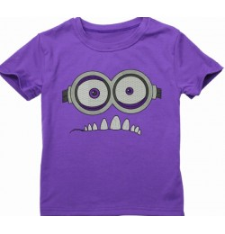 Minion face monster