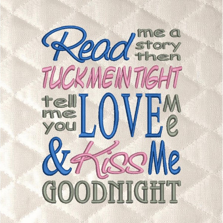 Read me a story v2