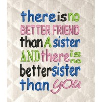 There is no better friend