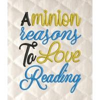 A Minion reasons