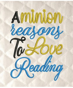 A Minion reasons