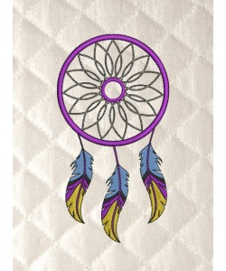 dream catcher color