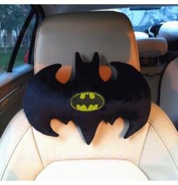 Batman Pillow ith in the hoop