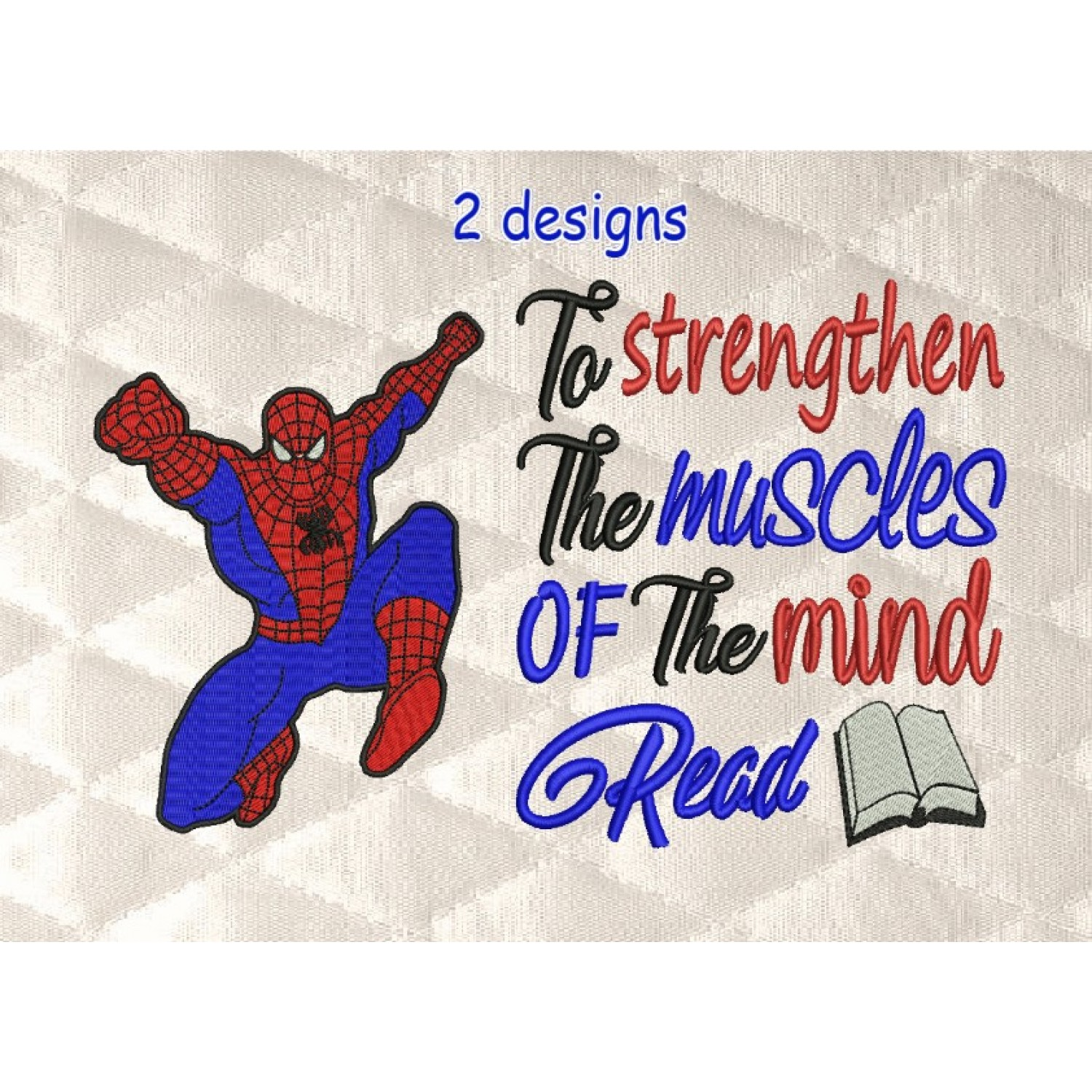 spiderman grand with to strengthen