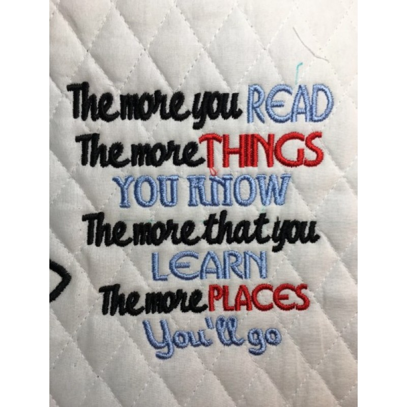 The more you read