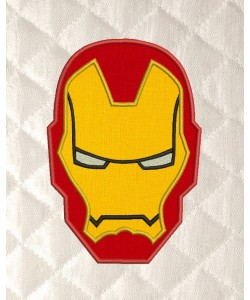 Iron Man face