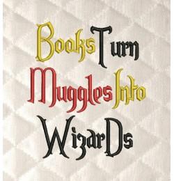 Books turn