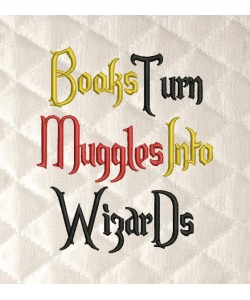 Books turn