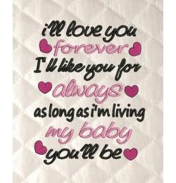 ill love you baby v2