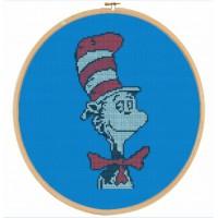 Dr-Seuss cross stitch