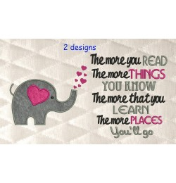 Elephant Hearts with The more you