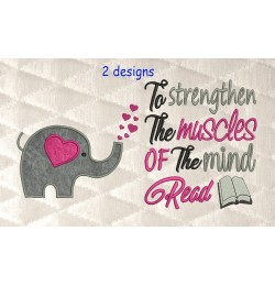 Elephant Hearts with To strengthen