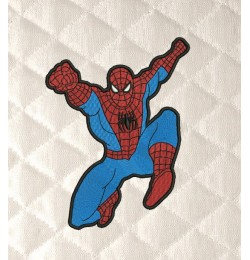 spiderman grand embroidery