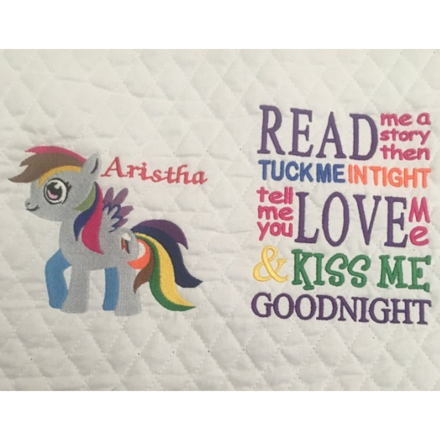 my little pony with read me a story