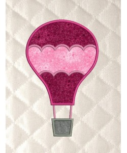 Air Balloon applique