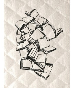 Books line