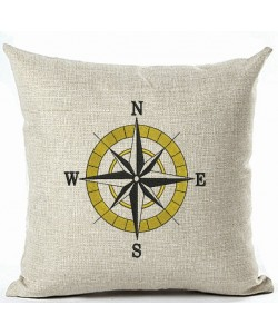 Compass embroidery