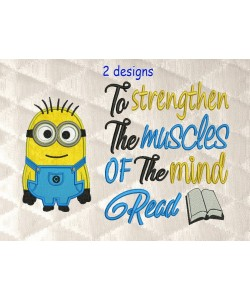 Bob minion with to strengthen