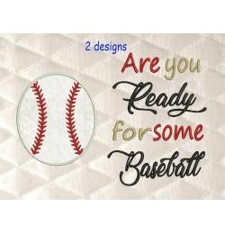 Baseball with Are You Baseball