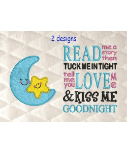 moon and star read me a story reading pillow
