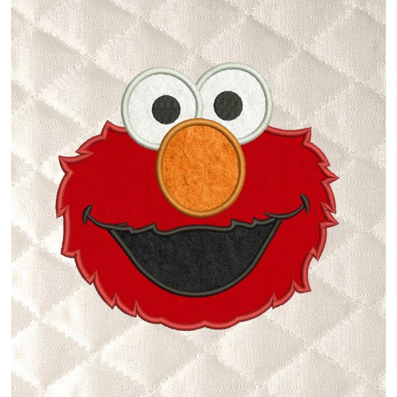 Elmo applique