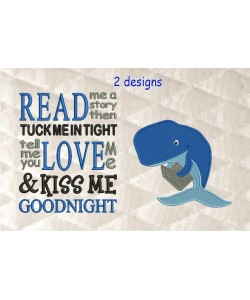 whale read with read me a story