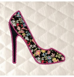 Shoe applique