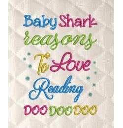 baby shark reasons