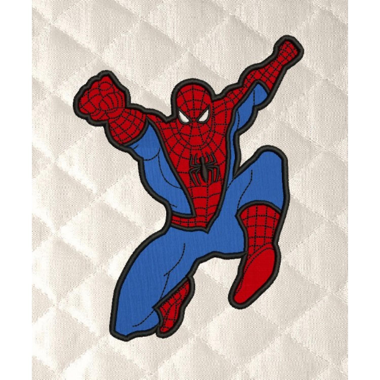 spiderman grand applique
