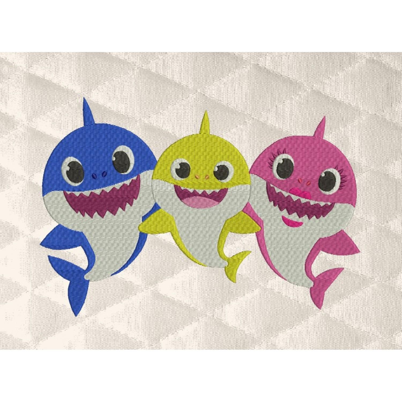baby shark three