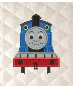 thomas the train applique
