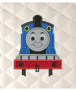 Thomas the train applique