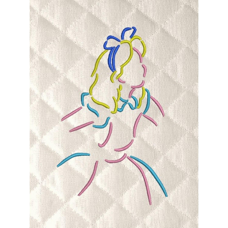 Alicia embroidery