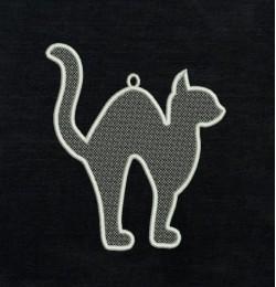 cat lace Freestanding Lace