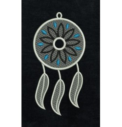 dream catcher Freestanding Lace