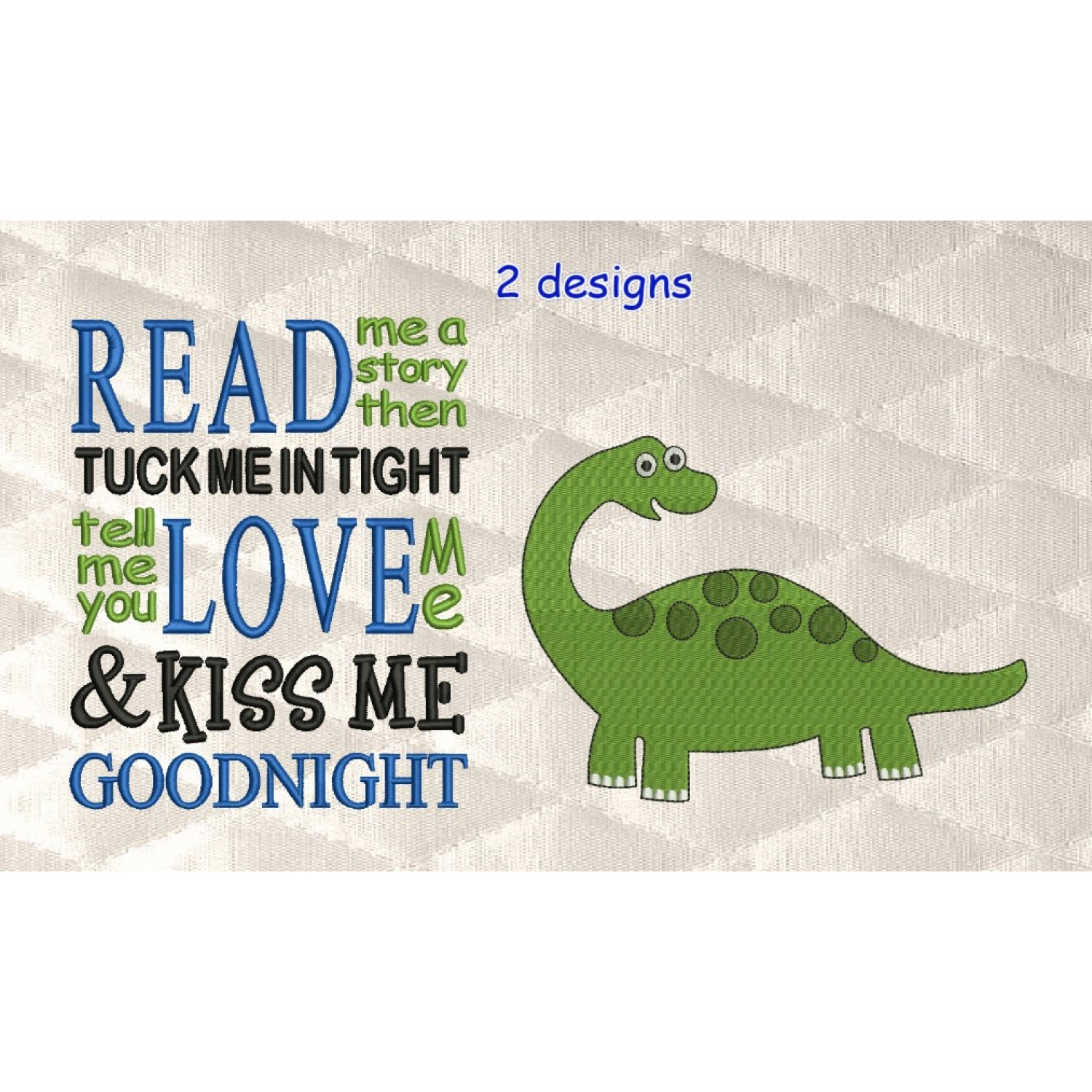dinosaur grand with read me a story