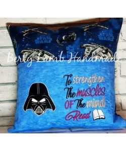 Star Wars To strengthen reading pillow