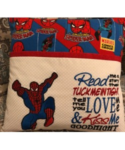 spiderman grand with read me 2 designs 3 sizes