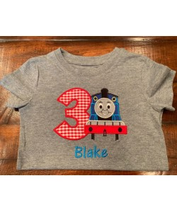 thomas the train with number 3