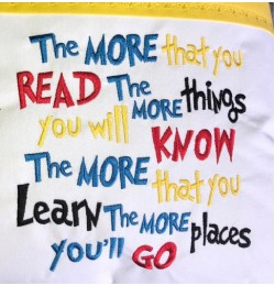 the more that you read
