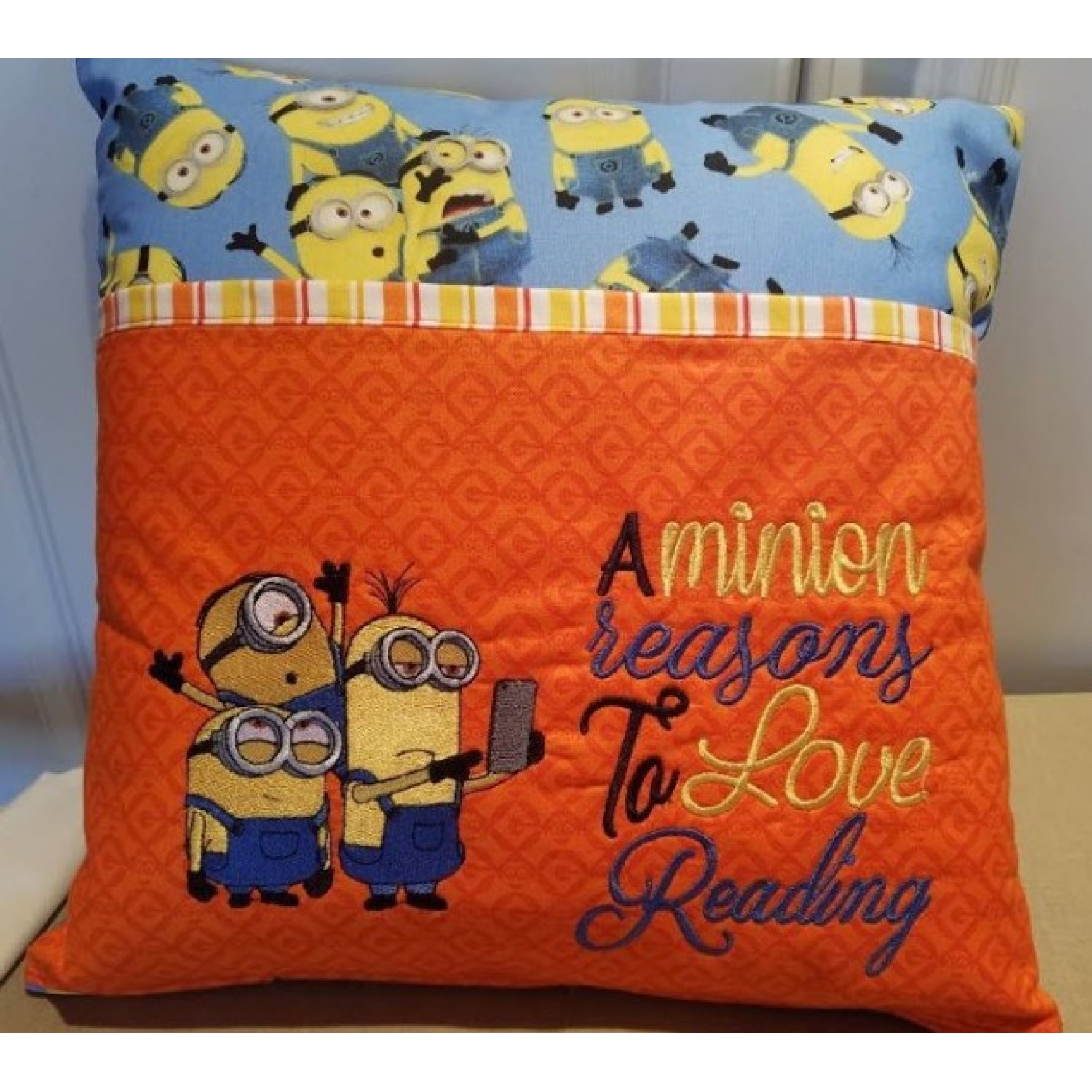 minions sylvie with a minion reasons 2 designs 3 sizes
