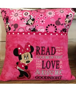 minnie mouse read me a story