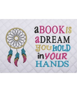 dream catcher color a book is a dream