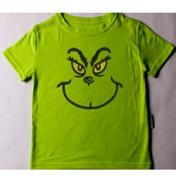 Grinch eyes embroidery design