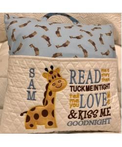 giraffe read me a story