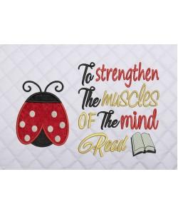 Ladybug To Strengthen