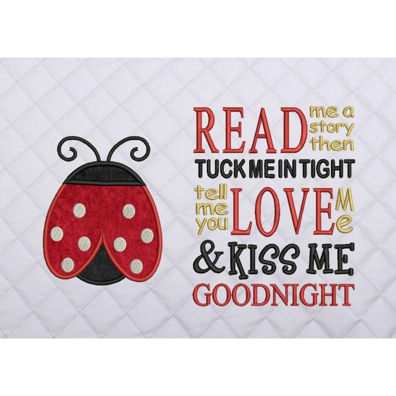 Ladybug read me a story