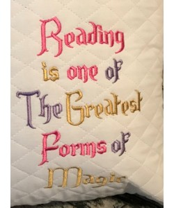Reading is one of the greatest forms