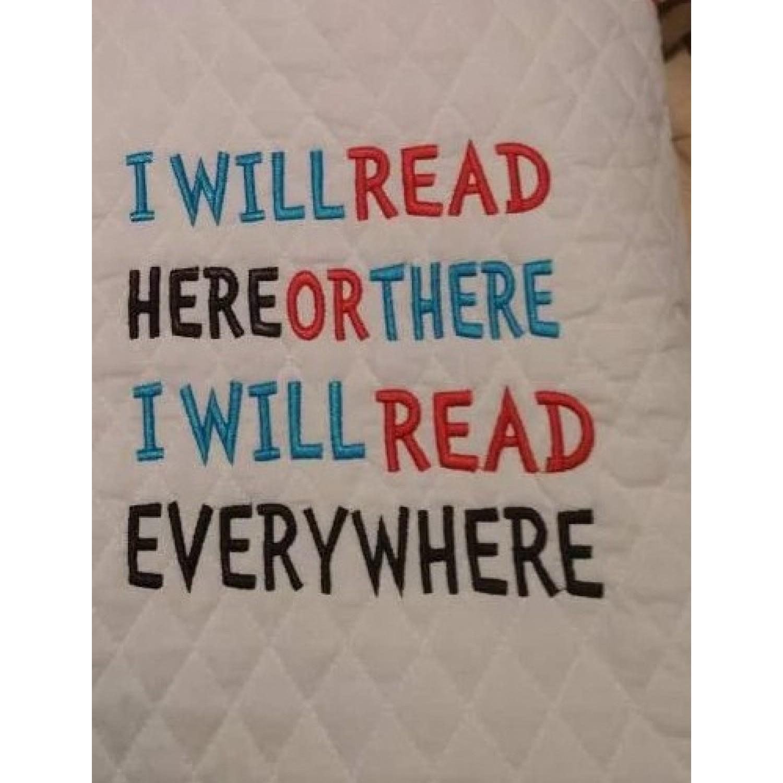 i will read